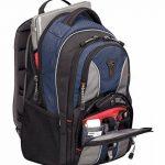 """Wenger 600629 COBALT 16"""" Laptop Backpack, compartiment Triple protéger avec plate-forme de stabalising cas en bleu {23 Litres} de la marque Swiss Gear image 4 produit"""