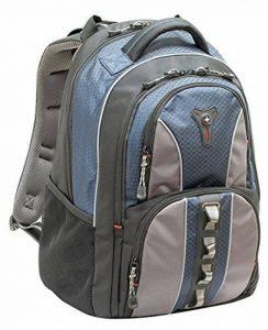 """Wenger 600629 COBALT 16"""" Laptop Backpack, compartiment Triple protéger avec plate-forme de stabalising cas en bleu {23 Litres} de la marque image 0 produit"""