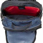 """Wenger 600629 COBALT 16"""" Laptop Backpack, compartiment Triple protéger avec plate-forme de stabalising cas en bleu {23 Litres} de la marque image 3 produit"""