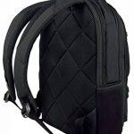 """Wenger 600630 Fuse 16"""" Laptop Backpack, compartiment pour ordinateur portable rembourré avec iPad/tablette / eReader de poche en noir {16 Litres} de la marque image 5 produit"""