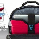 """Wenger 600638 IBEX 17"""" Laptop Backpack, compartiment Triple protéger avec iPad/tablette / eReader Pocket en bleu {23 Litres} de la marque image 1 produit"""