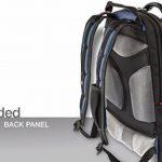 """Wenger 600638 IBEX 17"""" Laptop Backpack, compartiment Triple protéger avec iPad/tablette / eReader Pocket en bleu {23 Litres} de la marque image 3 produit"""