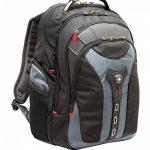 """Wenger 600639 PEGASUS 17"""" MacBook Pro sac à dos, anti-rayures, revêtement avec iPad/tablette / eReader Pocket en bleu (25 Litres) de la marque image 1 produit"""
