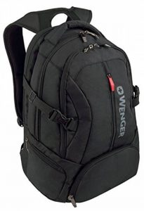 Wenger Transit Sac à dos pour 40,6cm ordinateur portable 16Noir de la marque image 0 produit