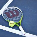 Wilson Raquette de Tennis Enfants, Jeu en Toutes Zones, Débutants, US OPEN de la marque Wilson Racket Sport image 2 produit