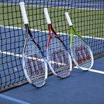 Wilson Raquette de Tennis Enfants, Jeu en Toutes Zones, Débutants, US OPEN de la marque Wilson Racket Sport image 3 produit