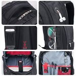 """Winkee SA9360 Sac à dos pour ordinateur portable 15,6"""" Noir de la marque image 4 produit"""