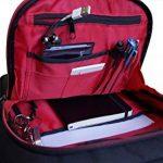 Wolffepack Metro Sac à Dos, Design Primé, 20L Noir de la marque Wolffepack image 5 produit