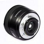 Yongnuo Objectif à focale fixe YN 35 mm F2 grande ouverture AF / MF pour Nikon appareil photo + Sac de transport de la marque Yongnuo image 3 produit