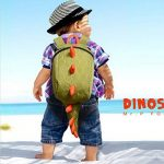 YUHUAWYH Dinosaurs Sac à dos pour garçons Filles 1-5 ans de la marque image 1 produit