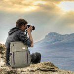 Zecti Sac a dos pour Camera DSLR (Canon Nikon Sony Pentax Olympus, etc.) Gris de la marque Zecti image 6 produit