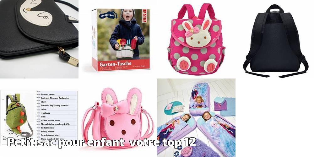 fd37a07aff Petit sac pour enfant votre top 12 pour 2019 | Choix du sac à dos