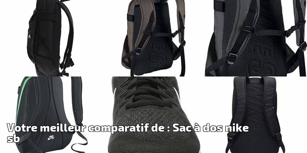 Votre Meilleur Comparatif De Sac A Dos Nike Sb Pour 2019 Choix