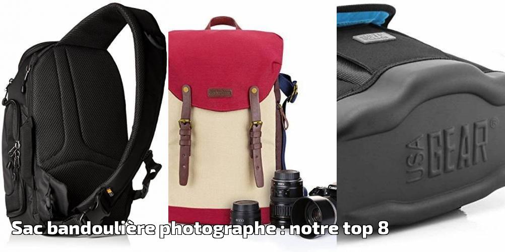 Dos PhotographeNotre Top À 8 2019Choix Pour Du Sac Bandoulière OikuXZP