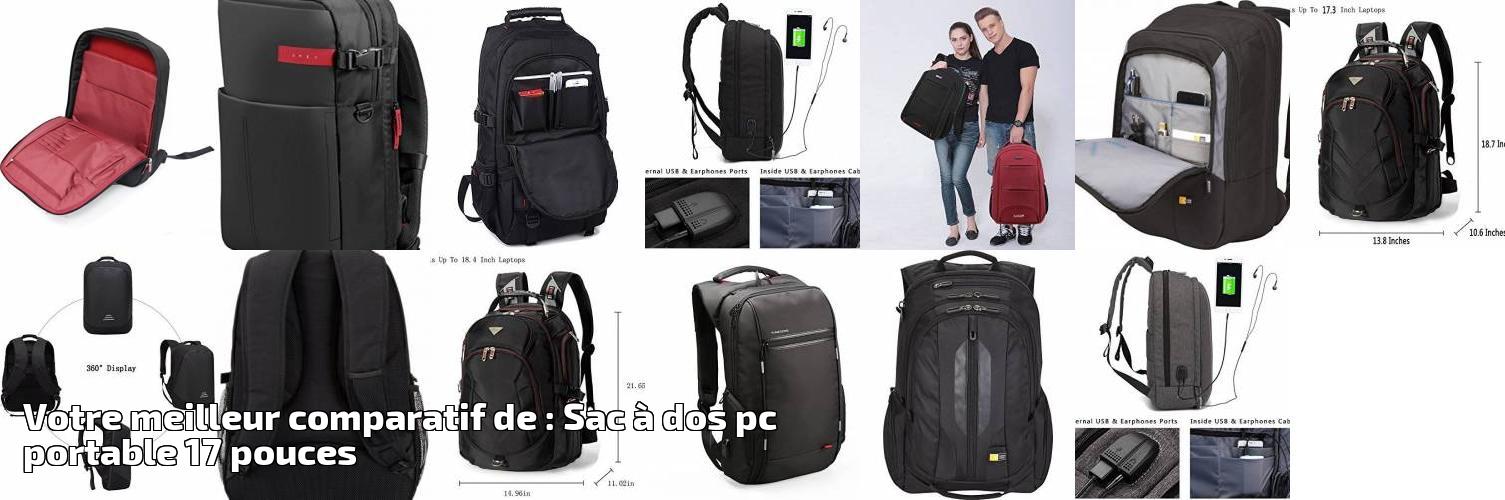 c7cced99eb Votre meilleur comparatif de : Sac à dos pc portable 17 pouces pour 2019 |  Choix du sac à dos